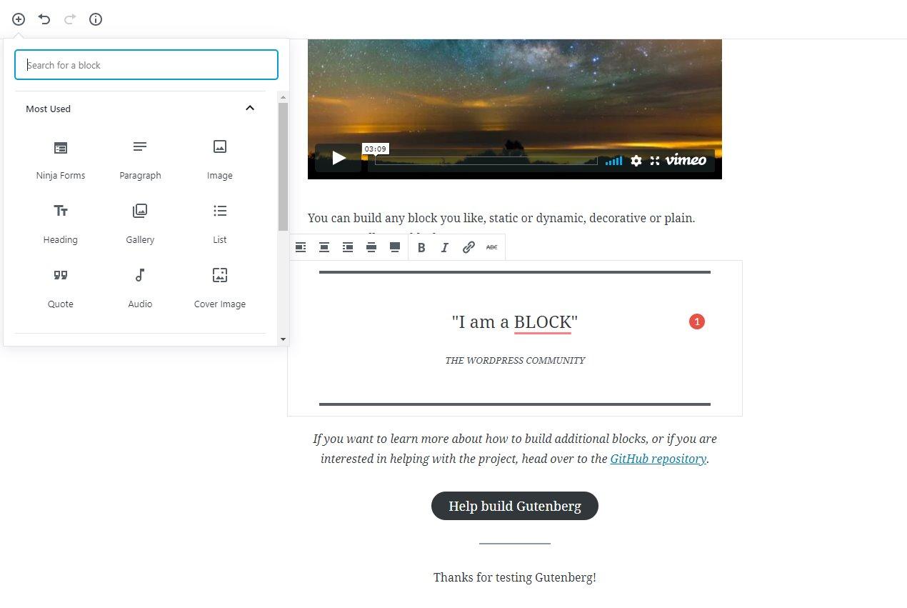 gutenberg-visual-page-builder-blocks