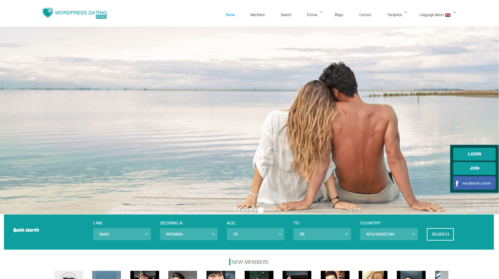 wordpress dating plugin free