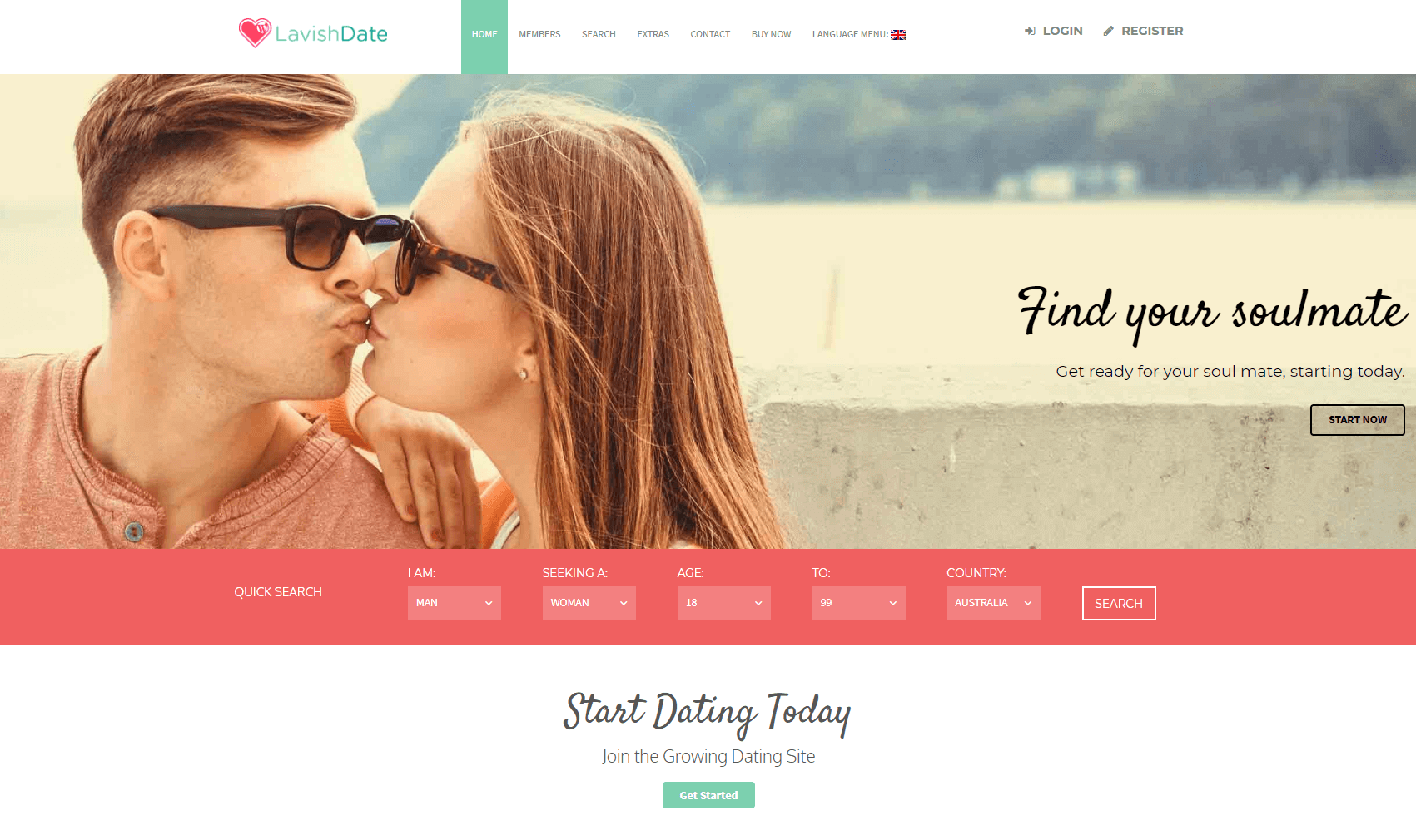 How to make a hookup site with wordpress