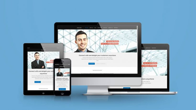 Encase Pro - Premium Wordpress theme