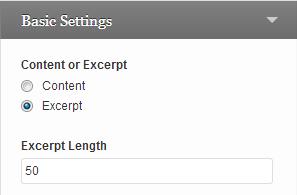 excerpt-option