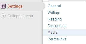 media-settings