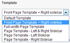pagetemplate