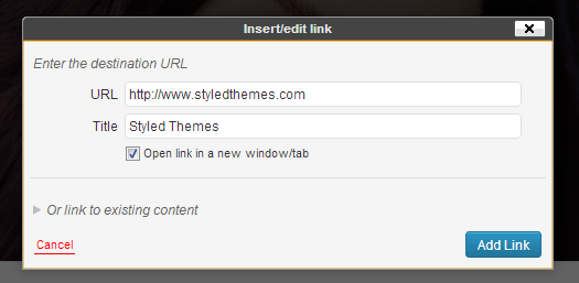slide-link